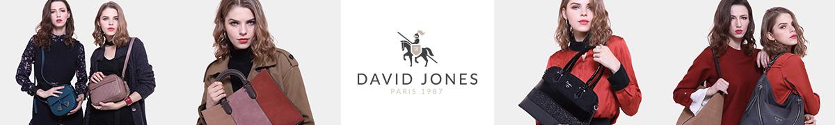 Schoudertassen David Jones : David jones handtassen gratis levering bij spartoo