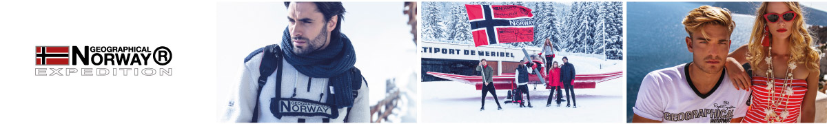 Geographical Norway