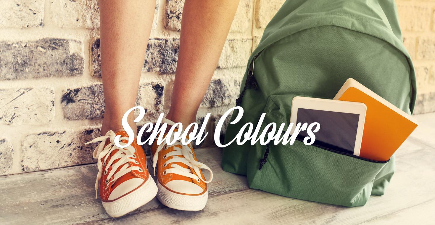 School Colours
