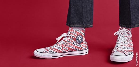 De onverslaanbare sneakers