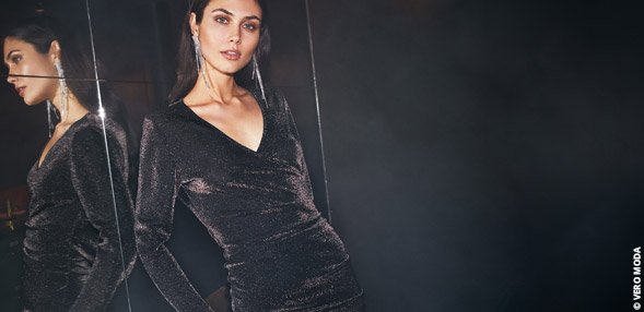De essentiële little black dress